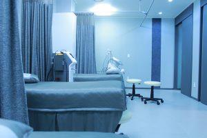 В Колпино в ближайшее время сдадут новый корпус больницы №33