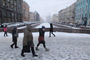 Синоптик о погоде в Петербурге: на смену «Шанталь» придёт «Дуглор»