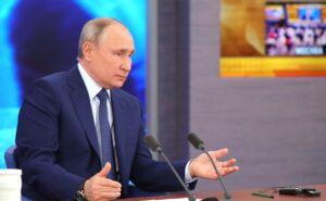 Путин: «Я ещё не решил, пойду ли на выборы в 2024 году»