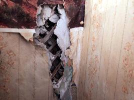 ГЖИ нашла виновных в обрушении перекрытий в доме на 18-й линиии
