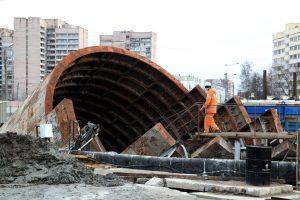 Смольный: 65% АО «Метрострой Северной Столицы» безвозмездно передадут в собственность Петербурга