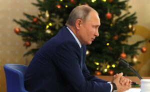 Путин: «Секрет счастья в семье и отношениях между народами — любовь»