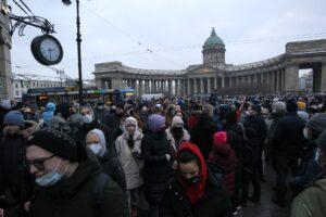 Правительство не поддержало законопроект о пятилетнем сроке за вовлечение несовершеннолетних в акции протеста
