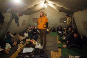 «Ночлежка» открывает сбор проездных и жетонов для бездомных людей