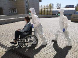 В России выявили больше 18 тыс. новых случаев COVID-19