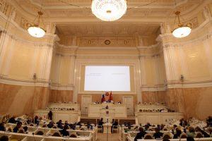 Беглов направил на согласование в ЗакС кандидатуры двух вице-губернаторов