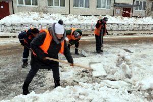За неделю в Петербурге выпало 8 см осадков