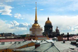 Смольный: Петербург вошёл в тройку самых популярных направлений для зимнего отдыха