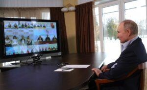Путин прокомментировал акции протеста 23 января и дворец в Краснодарском крае