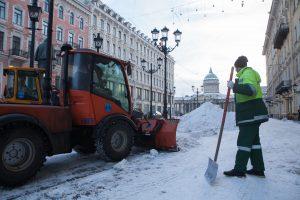 За праздничные дни в Петербурге собрали 1 тыс. тонн мусора