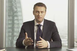 Алексей Навальный вылетел из Германии в Россию