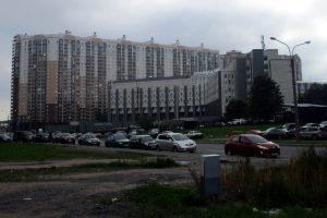 К концу года в Петербурге сдадут новый корпус больницы Святого Георгия
