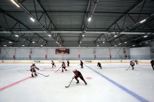 В Петербурге открылась Академия хоккейного мастерства имени Валерия Харламова