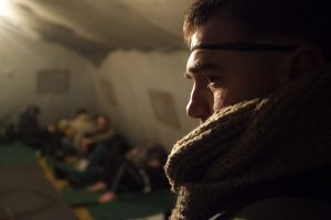 «Ночлежка» открывает сбор костылей и тростей для бездомных людей