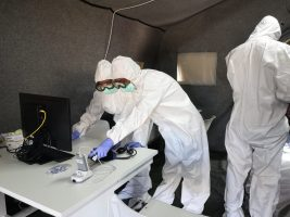За сутки в Петербурге обследовали на коронавирус больше 12,6 тыс. человек