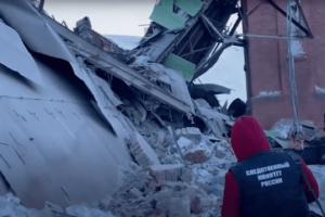 В Норильске обрушился цех местной обогатительной фабрики. Погибли три человека