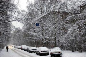 Петербург в День защитника Отечества накроет сильный снег