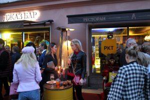 Беглов: В Петербурге разрешена работа всех предприятий общественного питания