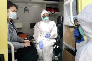 За сутки в Петербурге обследовали на коронавирус больше 11,5 тыс. человек