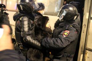 «ОВД-Инфо»: на митингах в поддержку Навального задержали более 3,5 тыс. человек