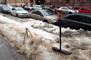 Город накануне весны: как выглядит центр Петербурга в условиях оттепели