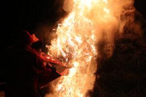 Отожгли по-буддийски: в петербургском дацане провожают старый год