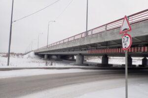 В Петербурге на два месяца запретят движение под «мостом глупости»