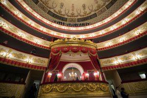 Александринский театр поставит спектакль в голосовой соцсети Clubhouse