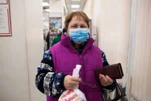 За сутки в Петербурге обследовали на коронавирус более 12,5 тыс. человек
