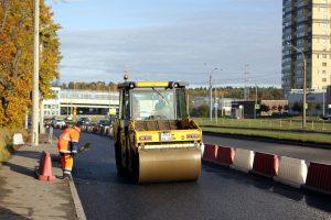 Петербург впервые участвует в проекте «Безопасные и качественные автодороги»