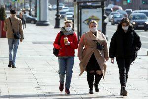 В Петербурге выявили менее 710 заболевших коронавирусом за сутки
