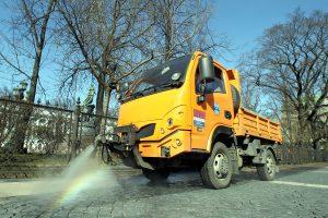 Бондаренко: подготовка к генеральной уборке начнётся после мартовских снегопадов