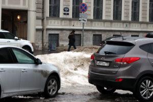Синоптик о погоде в Петербурге: Сильный ветер, снег и метель
