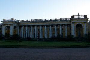Первую часть Александровского дворца откроют после реставрации летом