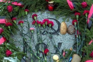 Ленобласть увековечивает память воинов, погибших во время Великой Отечественной войны