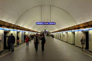 «Петроградская» будет недоступна для петербуржцев по утрам