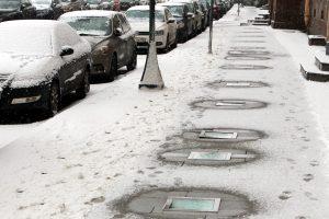 Жителей Ленобласти предупредили о мокром снеге