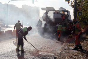 Начался капитальный ремонт региональной дороги от Громово до Яблоновки